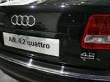 2007款 奥迪A8 4.2 FSI quattro 尊贵型