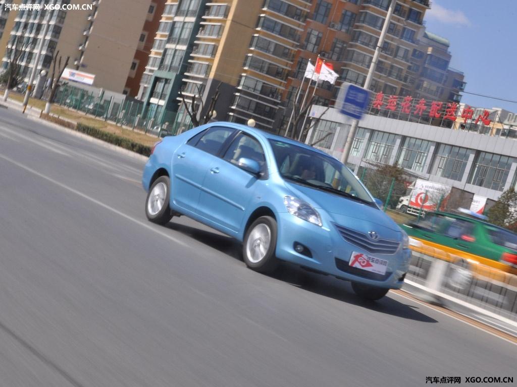 【丰田汽车图酷】一汽丰田 2010款 威驰 1.6 glx-i 版