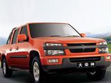 2009款 大柴神 2.4T两驱柴油豪华型