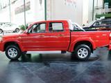 2010款 威虎 2.8L-G3两驱柴油豪华型