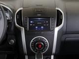 2015款 五十铃mu-X 2.5T两驱手动畅游型 5座