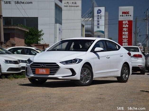 北京现代领动增1.4T新车型 售12.98万元