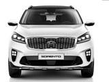 2018款 索兰托 索兰托L 2.4L 汽油2WD两驱豪华版 5座