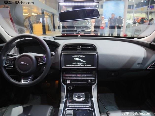 捷豹XEL正式上市 售价XX.XX-XX.XX万元